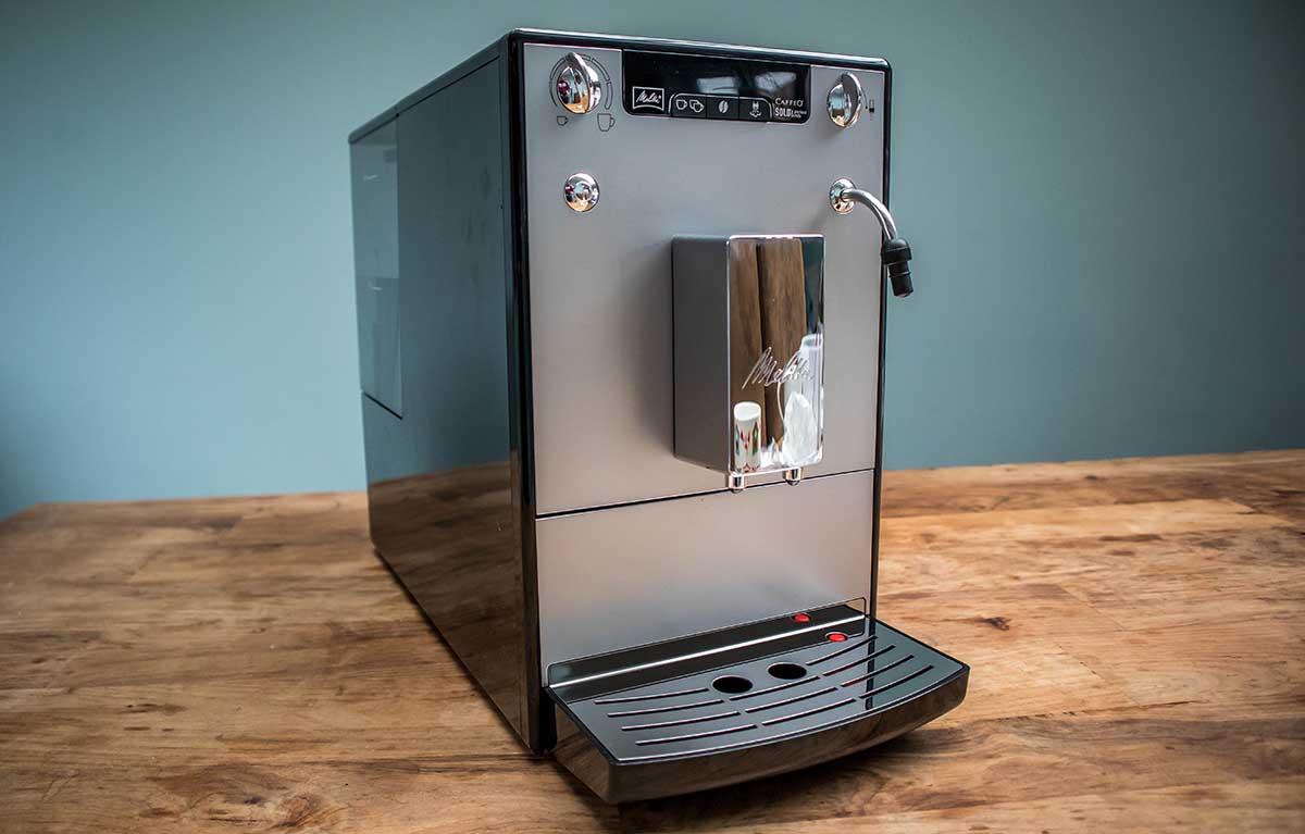 Máy pha cafe tự động Melitta Caffeo Solo