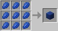 Công thức Lapis Lazuli Block