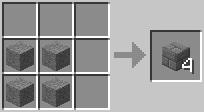 Công thức Stone Brick