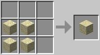 Công thức Sandstone