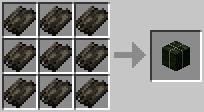 Công thức Dried Kelp Block