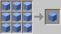 Công thức Blue Ice