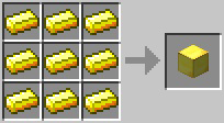 Công thức Gold Block