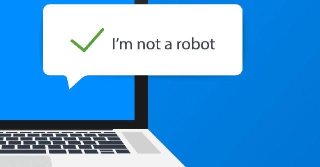 """Tại sao bot không thể tích vào hộp kiểm """"I'm not a robot""""?"""