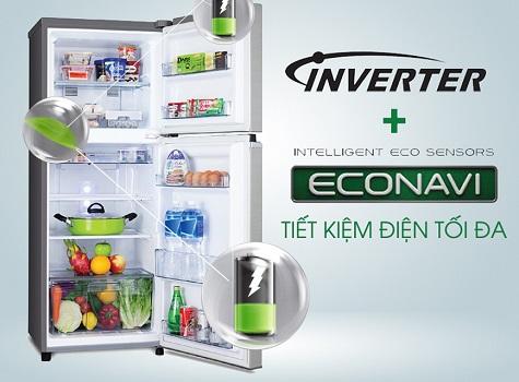 Tủ lạnh có càng nhiều tiện ích thì thiết kế cũng càng cao cấp.