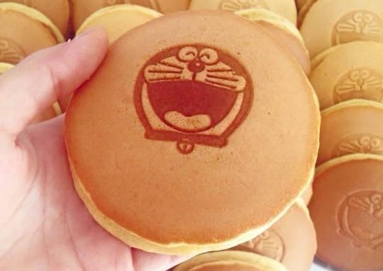 Dorayaki sau này còn được gọi là bánh rán Doremon