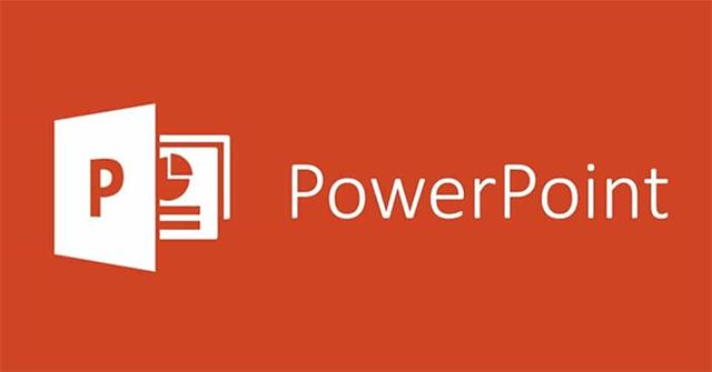 Cách lồng ghép ảnh vào chữ trong PowerPoint