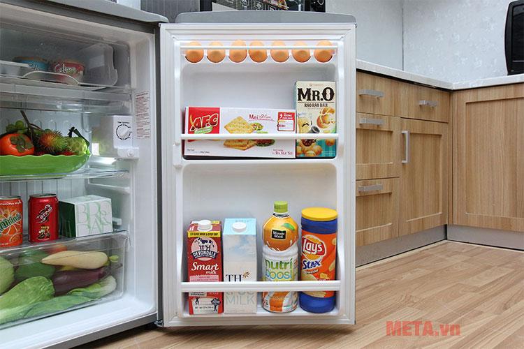 Tủ lạnh Aqua AQR - 95ER 90 lít