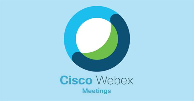 Cách tạo tài khoản Webex Meet, dùng Webex Meet trên PC học online