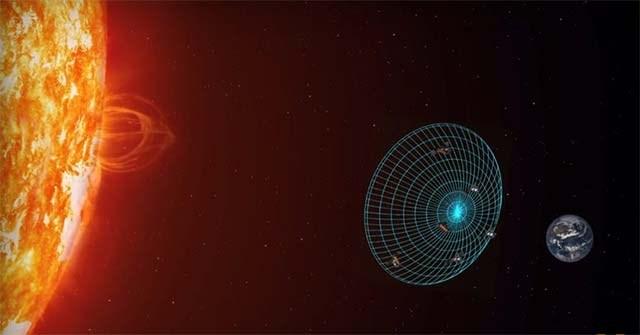 NASA lên kế hoạch phóng một lúc 6 sáu tàu vũ trụ mini để quan sát mặt trời