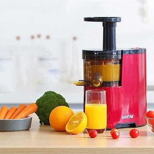 Dùng máy ép trái cây ép cam có tốt không?