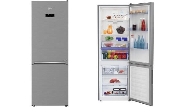 Tủ lạnh 2 cánh ngăn đá dưới Beko Inverter RCNT340E50VZX