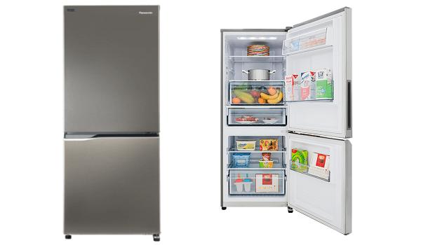 Tủ lạnh 2 cửa ngăn đá dưới Panasonic Inverter NR-BV280QSVN