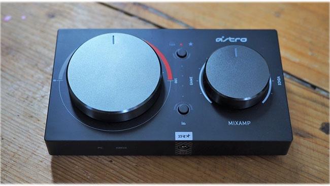 Mixamp của Astro