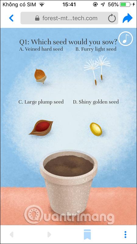 Chọn loại hạt giống