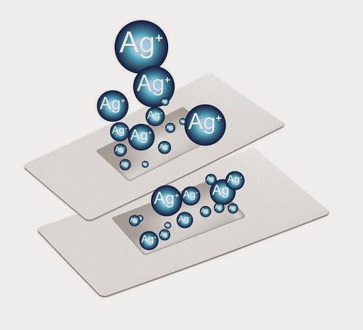 Nano bạc có tác dụng diệt khuẩn rất tốt