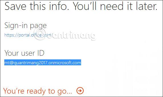 Tạo tài khoản Office 365 Education miễn phí
