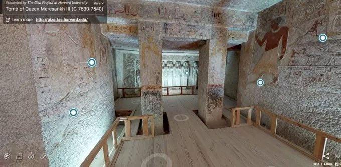 Lăng mộ 5.000 năm tuổi