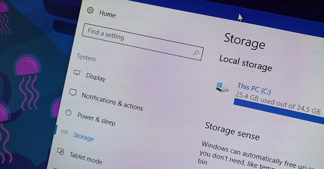 Cách sửa lỗi 0x80070070 trên Windows 10