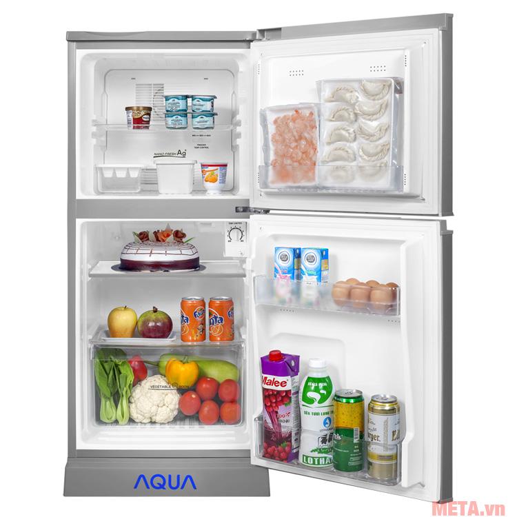 tủ lạnh Aqua AQR-125EN