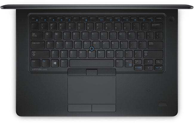 Bàn phím, trackpad và trackpoint