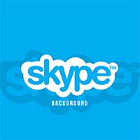 Cách cài phông nền gọi video Skype