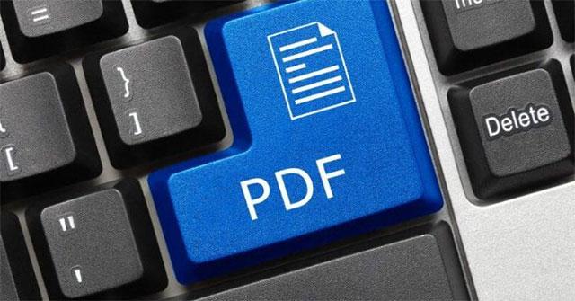 Cách dịch tài liệu PDF