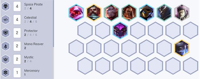 build team leo rank dtcl