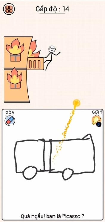 đáp án câu đố vẽ cấp độ 15