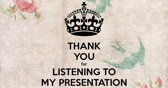 Tổng hợp hình nền PowerPoint cảm ơn đẹp, chuyên nghiệp