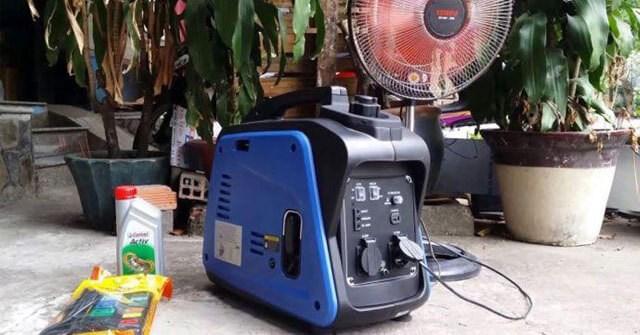 Mách nhỏ bạn quy trình các bước tự bảo trì, bảo dưỡng máy phát điện tại nhà