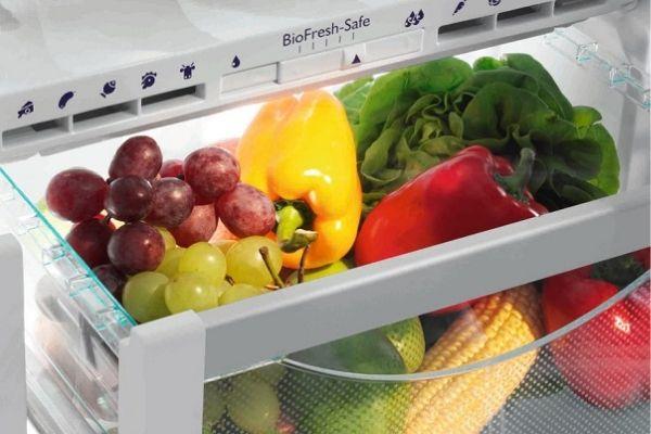 Dùng tủ lạnh làm mát thực phẩm, đồ uống giải nhiệt mùa hè, cũng giúp thực phẩm lâu hư, hỏng hơn