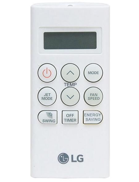 Điều khiển điều hòa LG S09EN2, S09EN3