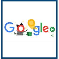 Trò chơi phổ biến về hình tượng trưng của Google, cách chơi lại game Google Doodles