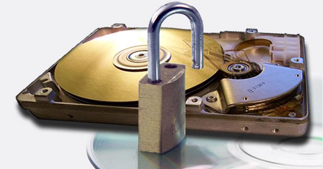 Cách mã hóa ổ cứng để bảo vệ dữ liệu