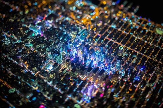 New York về đêm