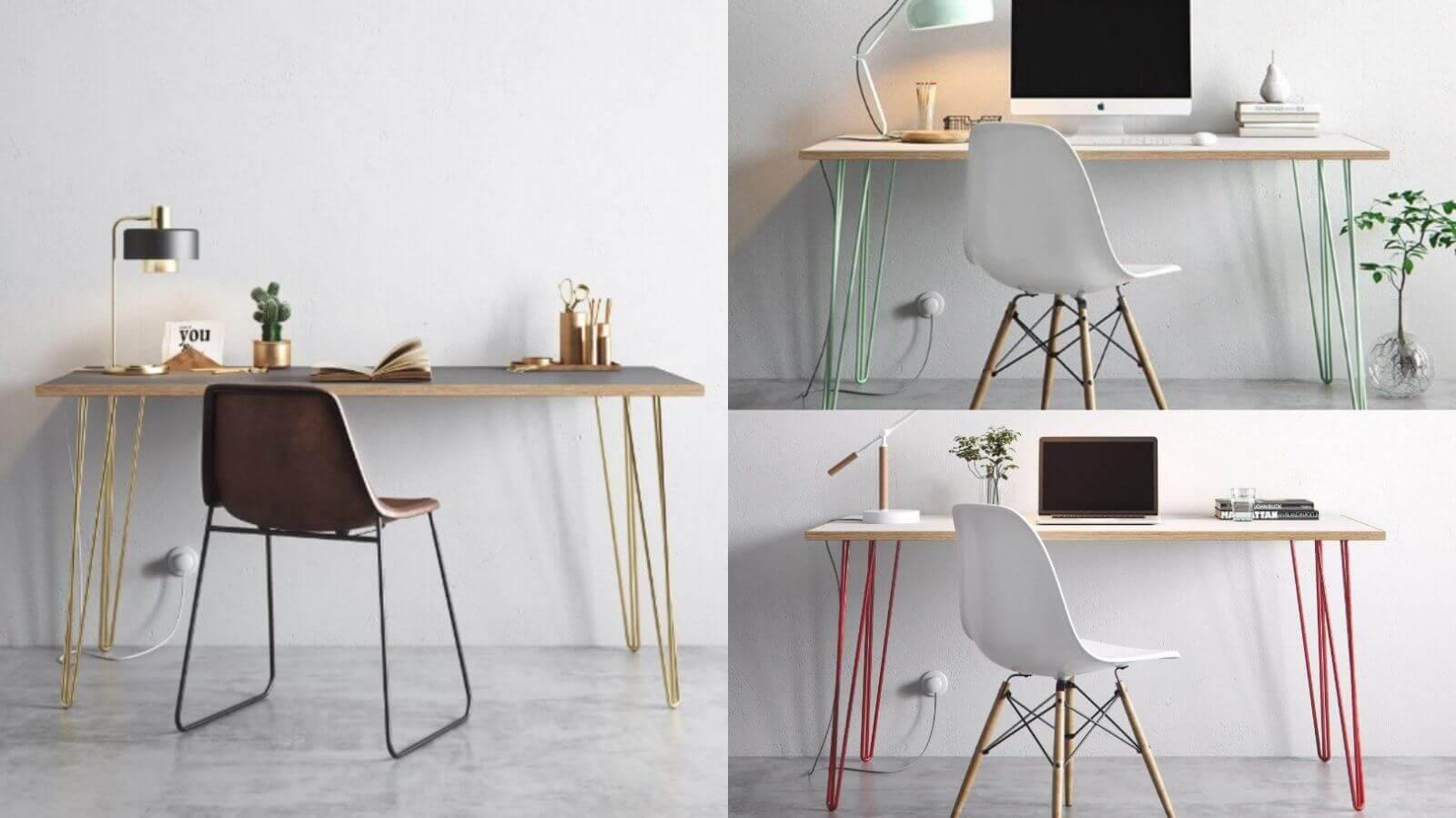 Tạo ra sự đồng bộ giữa bàn làm việc và các thiết bị, đồ dùng khác