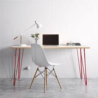 20 mẫu thiết kế bàn làm việc đẹp, nhỏ gọn, sáng tạo ngay tại nhà