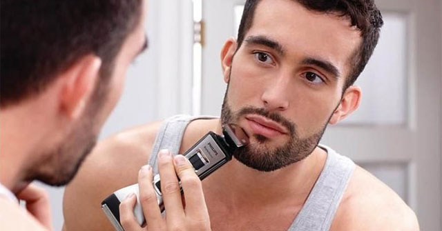 Cách triệt râu quai nón