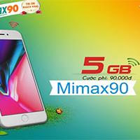 Cách đăng ký gói MIMAX90 Viettel 5GB/tháng