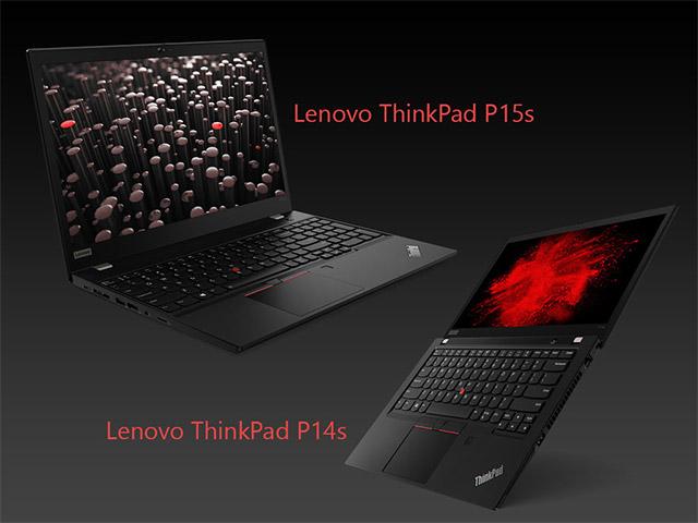 ThinkPad P14s và P15s