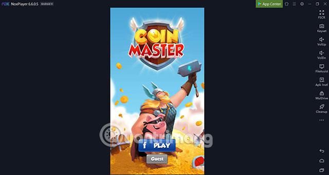 coin master máy tính