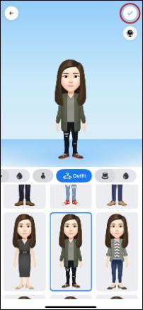 Cách tạo avatar cho riêng mình, tự tạo sticker Messenger, tạo avatar Facebook - Ảnh minh hoạ 5