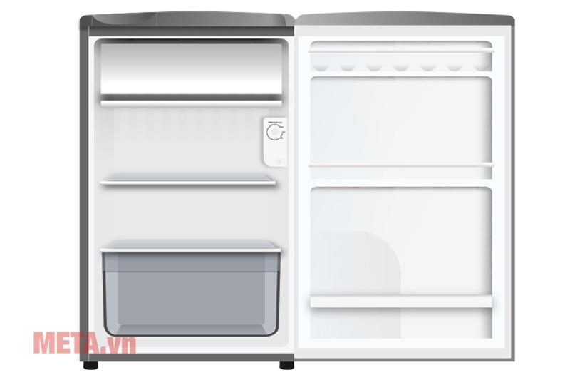 Tủ lạnh Aqua AQR-D99FA (BS) - 93 lít