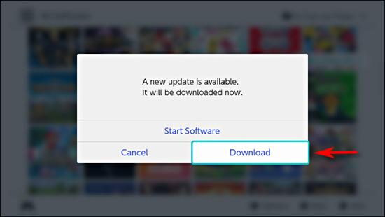 Thông báo Download trong ứng dụng