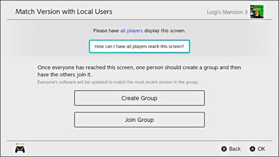 Cách tạo group giữa những người chơi