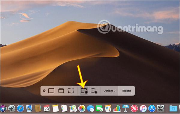 Quay video màn hình trên Mac
