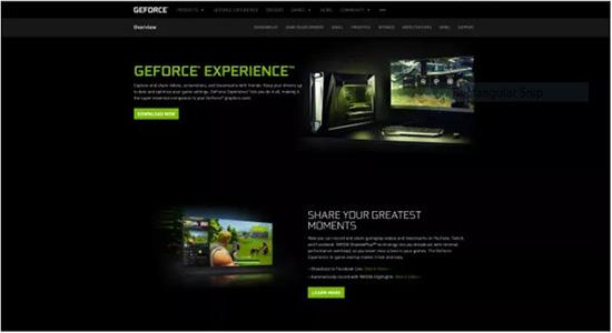 Cài đặt GeForce Experience