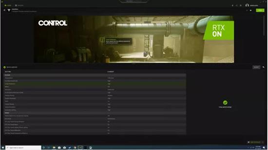 Tối ưu hóa game trên GeForce Experience
