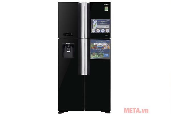 Tủ lạnh Hitachi R-FW690PGV7 GBK/GBW